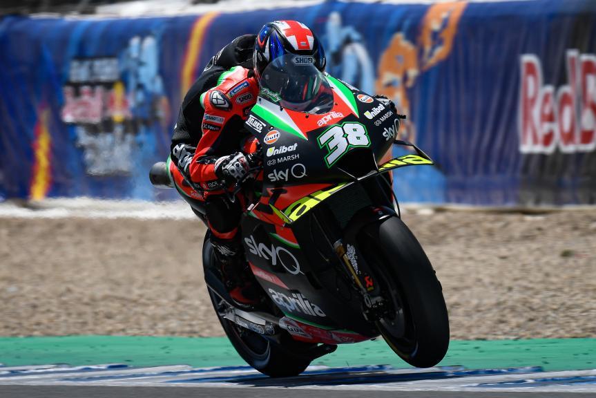 Bradley Smith, Aprilia Racing Team Gresini, Gran Premio Red Bull de Andalucia