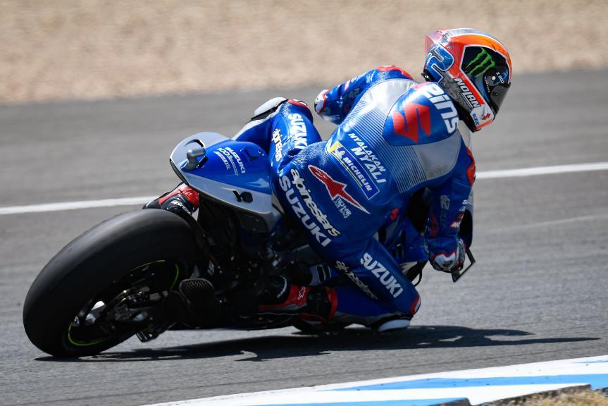 Alex Rins, Team Suzuki Ecstar, Gran Premio Red Bull de Andalucia