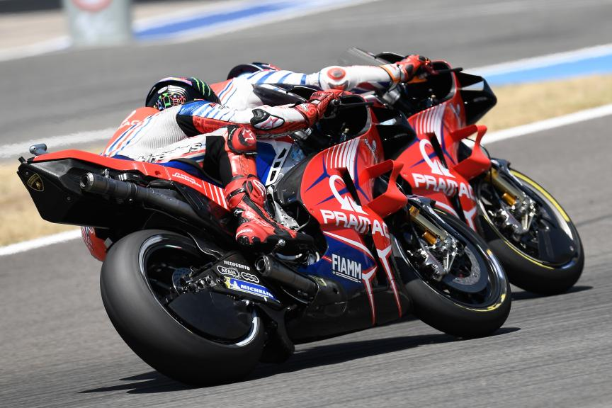 Jack Miller, Francesco Bagnaia, Pramac Racing, Gran Premio Red Bull de Andalucia