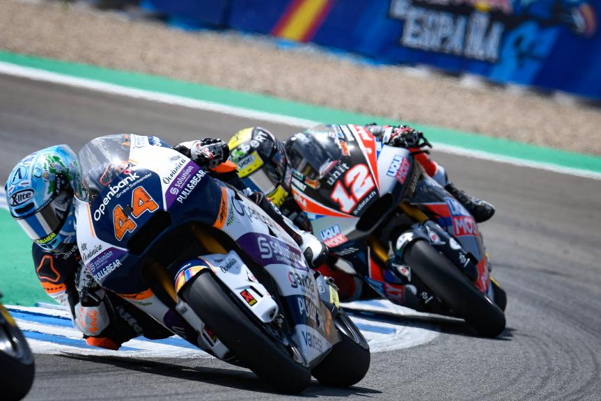 Aron Canet, Aspar Team, Gran Premio Red Bull de Andalucia