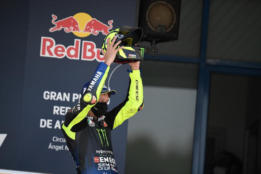 Valentino Rossi, Monster Energy Yamaha MotoGP, Gran Premio Red Bull de Andalucia