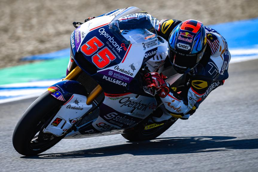 Hafizh Syahrin, Aspar Team, Gran Premio Red Bull de Andalucía