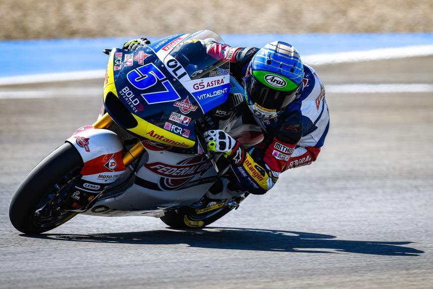 Edgar Pons, Federal Oil Gresini Moto2, Gran Premio Red Bull de Andalucía