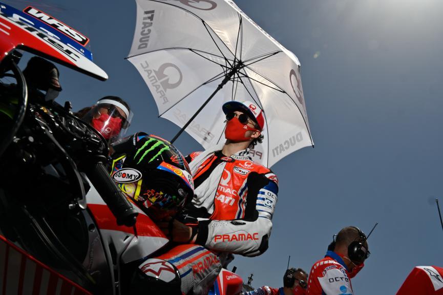 Francesco Bagnaia, Pramac Racing, Gran Premio Red Bull de Andalucia