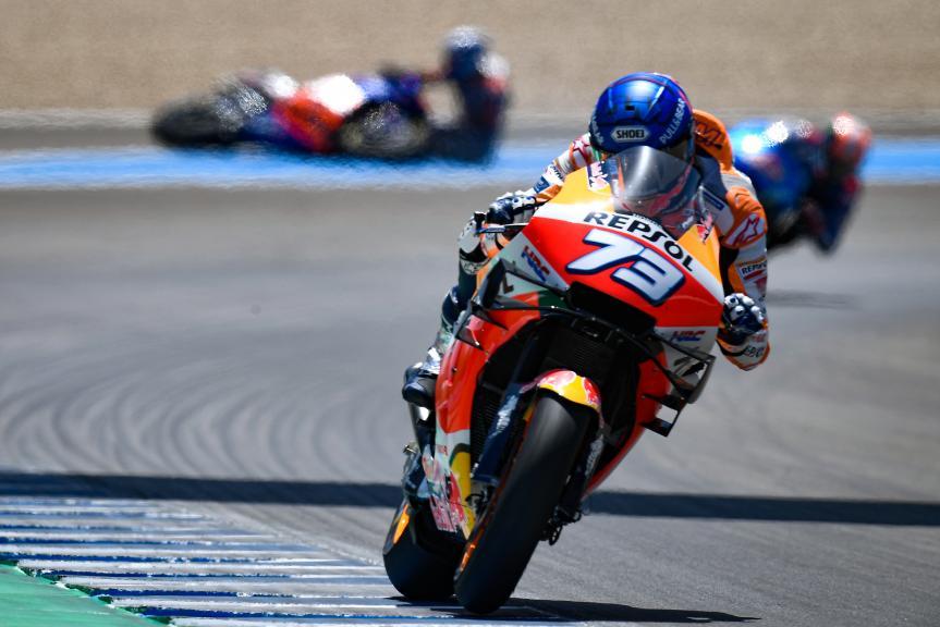 Alex Marquez, Repsol Honda Team, Gran Premio Red Bull de Andalucia
