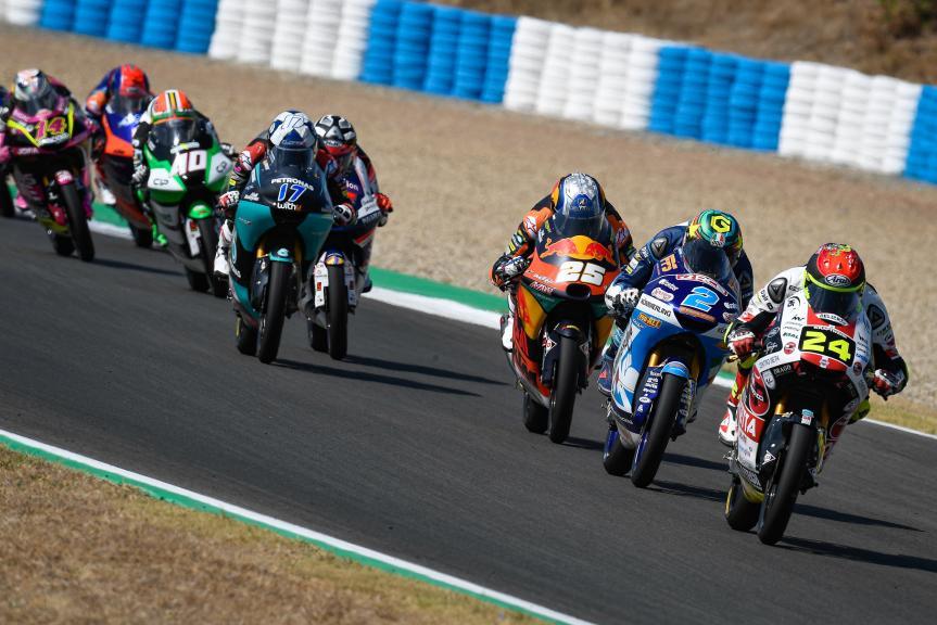 Tatsuki Suzuki, Sic58 Squadra Corse, Gran Premio Red Bull de Andalucía