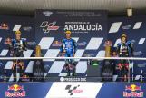 Enea Bastianini, Luca Marini, Marco Bezzecchi, Gran Premio Red Bull de Andalucía