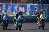 Tatsuki Suzuki, John Mcphee, Celestino Vietti, Gran Premio Red Bull de Andalucía