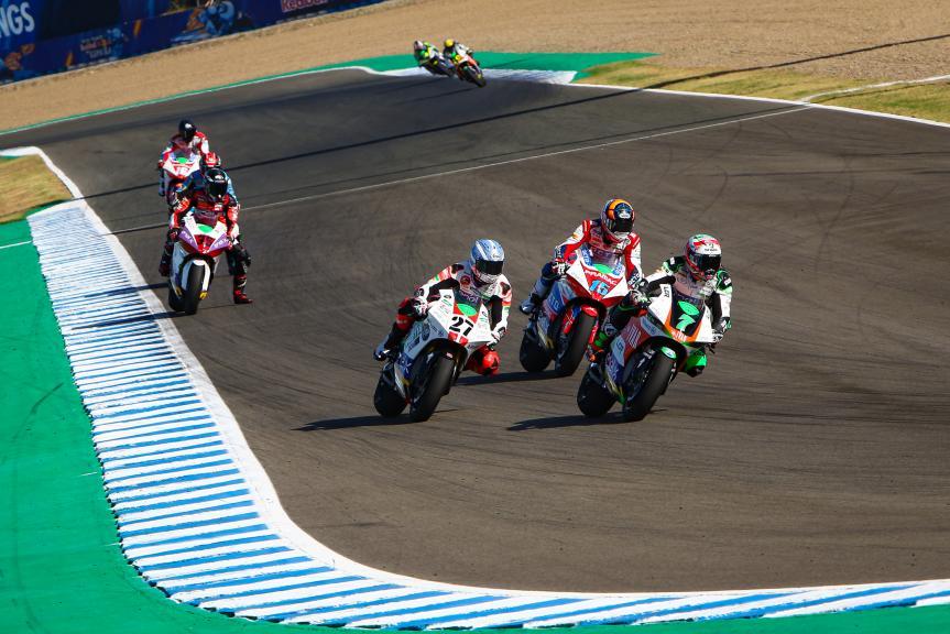 MotoE, Race, Gran Premio Red Bull de Andalucía