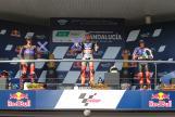 Dominique Aegerter, Mattia Casadei, Jordi Torres, Gran Premio Red Bull de Andalucía