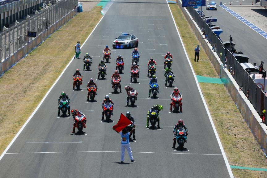 MotoGP, Race, Gran Premio Red Bull de Andalucia