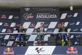 Fabio Quartararo, Maverick Vinales, Valentino Rossi, Gran Premio Red Bull de Andalucía