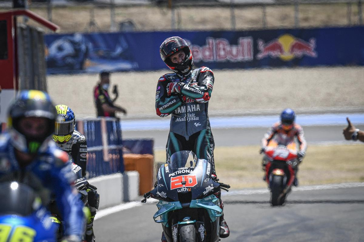 Quartararo France S Most Successful Premier Class Rider Motogp