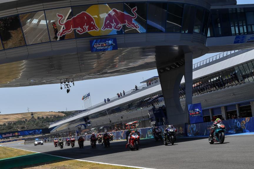 MotoGP, Gran Premio Red Bull de Andalucía