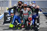 Valentino Rossi, Fabio Quartararo, Maverick Vinales, Gran Premio Red Bull de Andalucía