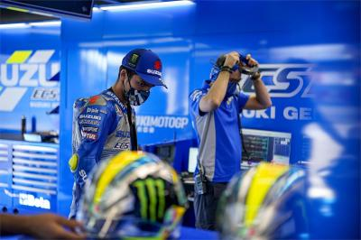 Mir equals best result bringing Suzuki back to the fore
