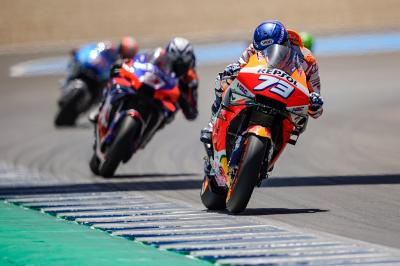 How did the MotoGP™ rookies perform in Jerez?