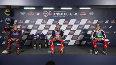 Gran Premio Red Bull de Andalucia post Race Press Conference