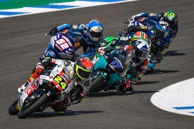 GRATIS: Die letzte Runde des  Moto3™ GP von Andalusien