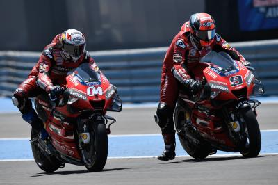 Other Battles from the Grands Prix of Spain and Andalucia