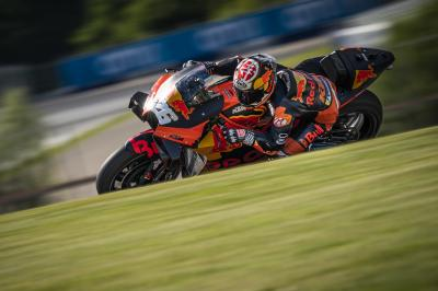 Pedrosa completes two-day Austria test with KTM
