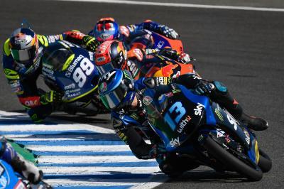 Il GP Red Bull de Andalucía dei piloti italiani in Moto3™