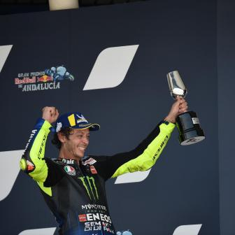 Rossi hat den 200. Podestplatz in der Königsklasse im Visier