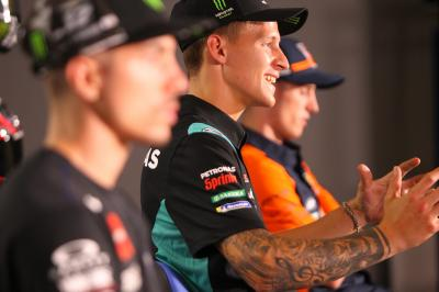 We're giving you the chance to join this week's #MotoGPSocial