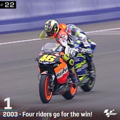 The #CzechGP has thrown up some races for the ages
