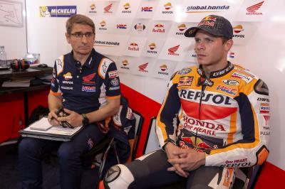Bradl remplacera Márquez à Brno