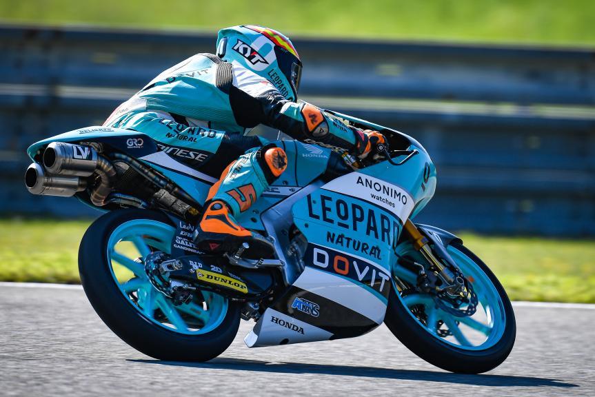 Jaume Masia, Leopard Racing, Monster Energy Grand Prix České republiky