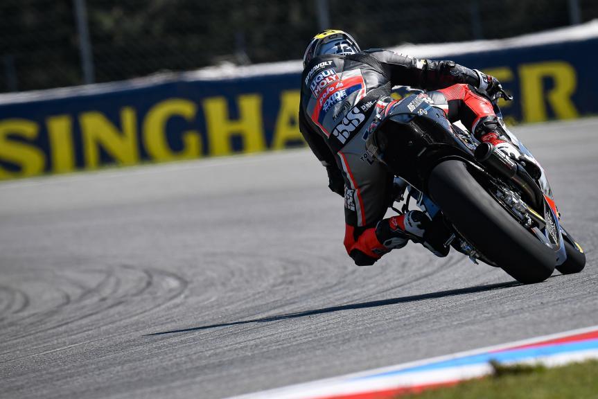 Thomas Luthi, Liqui Moly Intact GP, Monster Energy Grand Prix České republiky