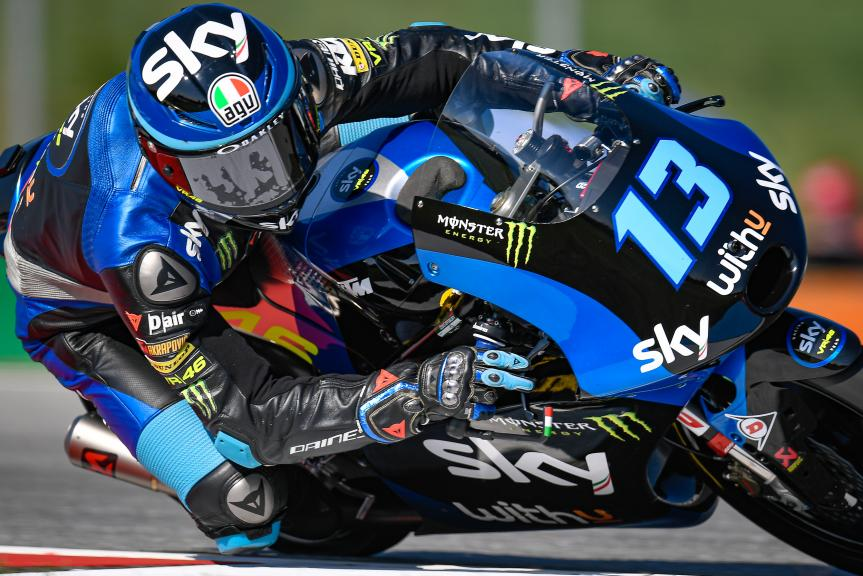 Celestino Vietti, SKY Racing Team Vr46, Monster Energy Grand Prix České republiky