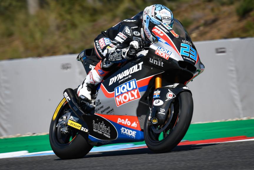 Marcel Schrotter, Liqui Moly Intact GP, Monster Energy Grand Prix České republiky