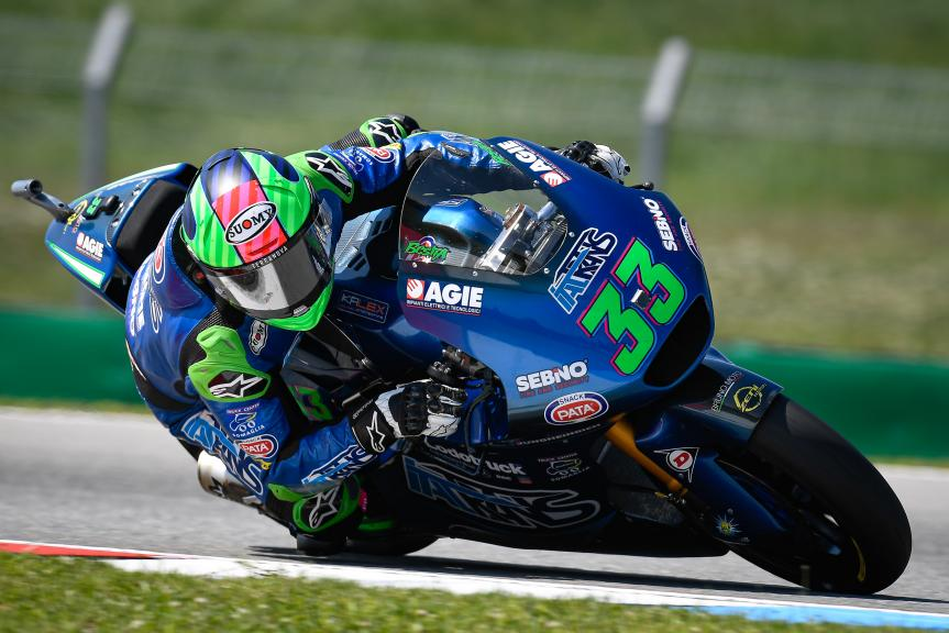Enea Bastianini, Italtrans Racing Team, Monster Energy Grand Prix České republiky