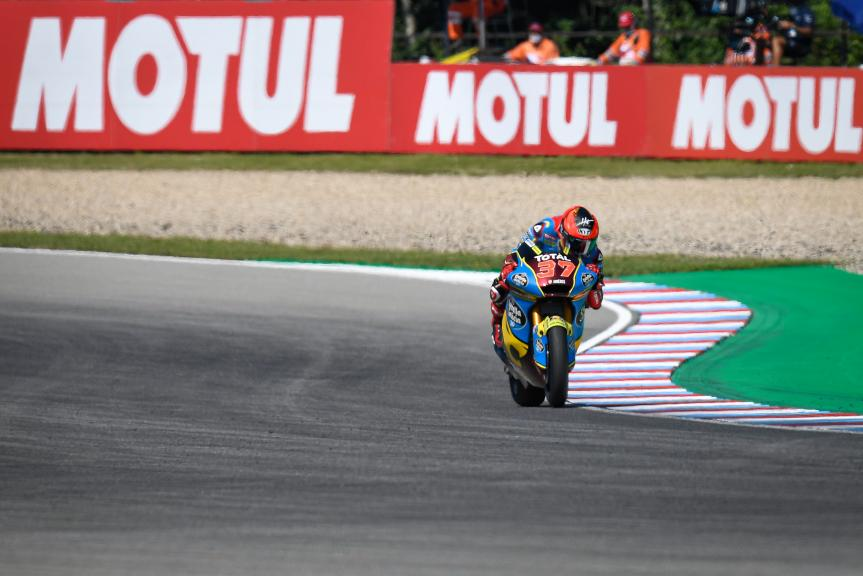 Augusto Fernandez, EG 0,0 Marc VDS, Monster Energy Grand Prix České republiky