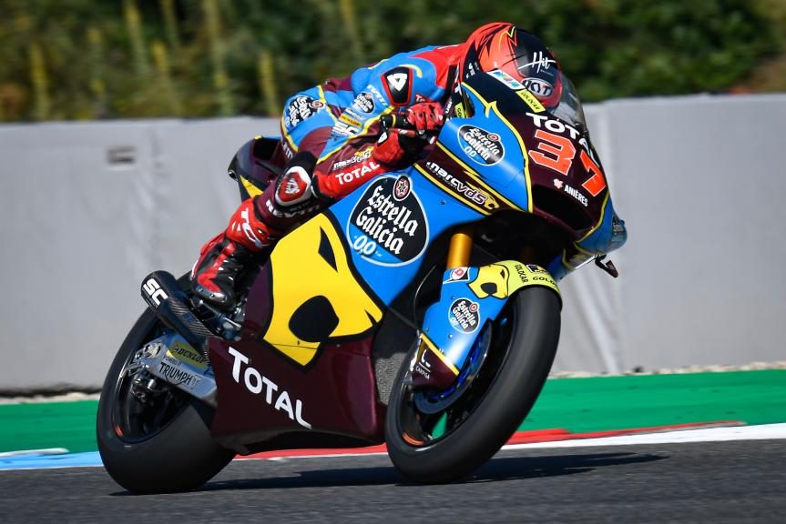 Augusto Fernandez, EG 0,0 Marc VDS, Monster Energy Grand Prix České republiky