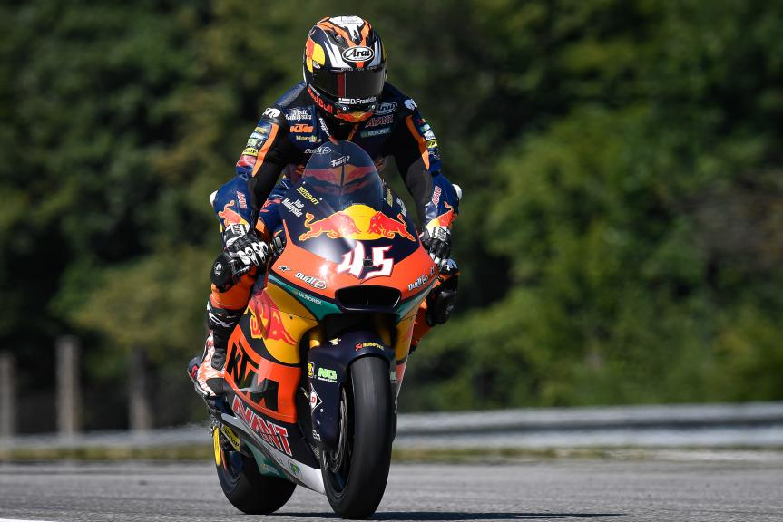 Tetsuta Nagashima, Red Bull KTM AJO, Monster Energy Grand Prix České republiky