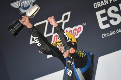 """""""Es ist eine Ehre, in der MotoGP wahrgenommen zu werden."""""""