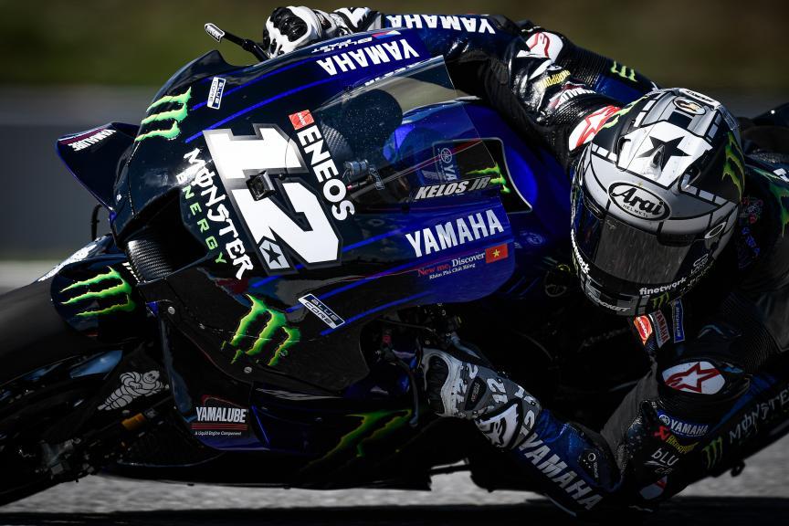Maverick Vinales, Monster Energy Yamaha MotoGP, Monster Energy Grand Prix