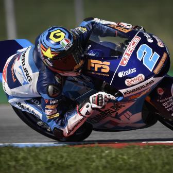 Rodrigo mit 0,106 Sek. Vorsprung im FP1 der Moto3™ in Brünn