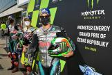 Zarco, Quartararo, Morbidelli, Monster Energy Grand Prix České republiky