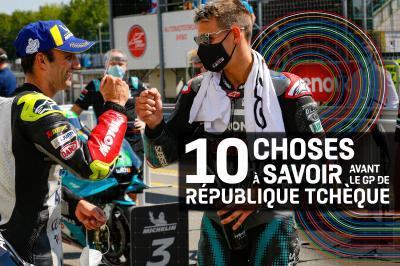 Premier Top 4 historique d'équipes indépendantes en MotoGP™