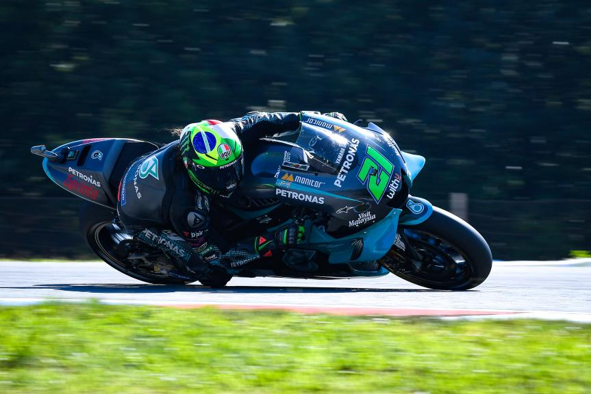 Franco Morbidelli, Petronas Yamaha SRT, Monster Energy Grand Prix České republiky