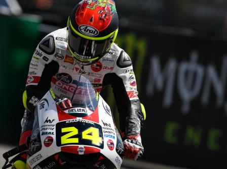 Moto3, Free Practice, Monster Energy Grand Prix České republ