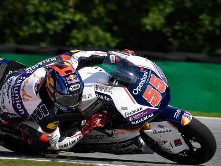 Moto2, Free Practice, Monster Energy Grand Prix České republ