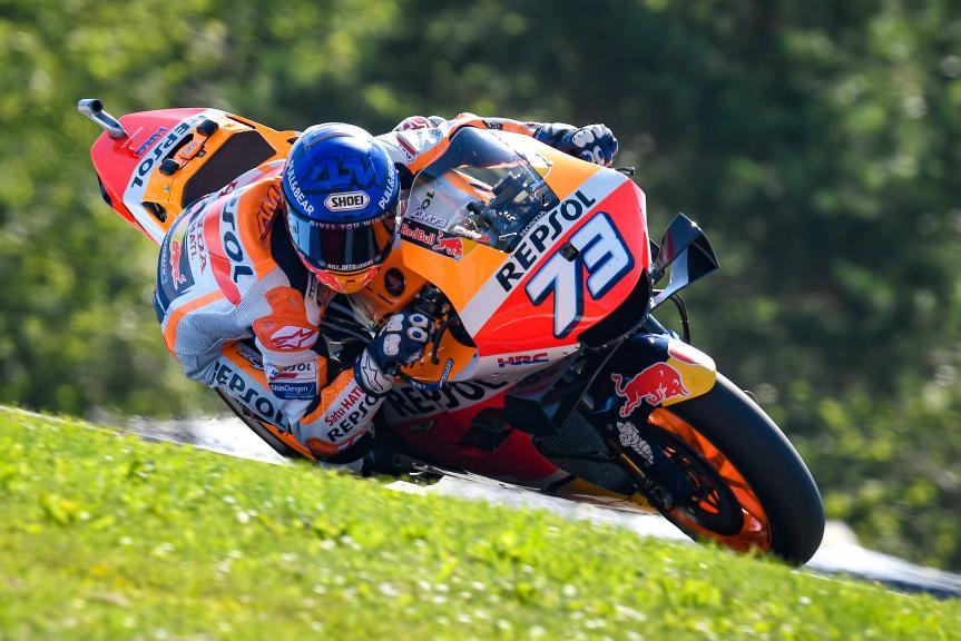 Alex Marquez, Repsol Honda Team, Monster Energy Grand Prix České republiky