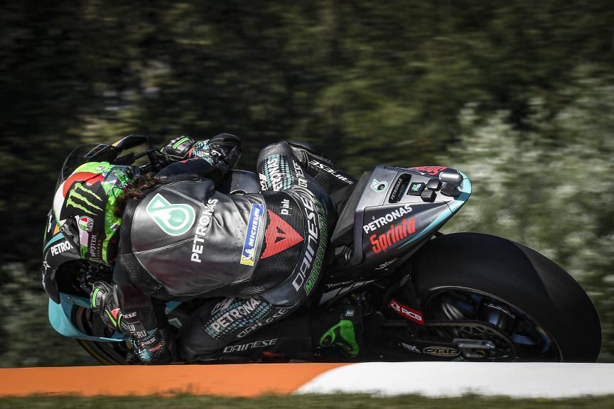 Franco Morbidelli, Petronas Yamaha SRT, Monster Energy Grand Prix České republiky