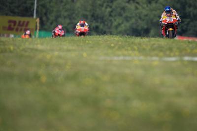 MotoGP™ isoliert einen Fall von Covid-19 in Brünn
