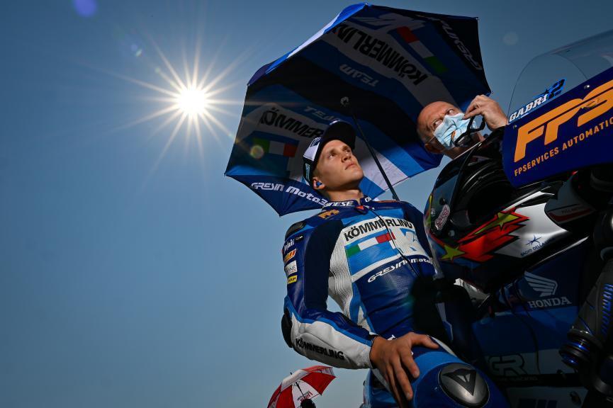 Gabriel Rodrigo, Kőmmerling Gresini Moto3, Monster Energy Grand Prix České republiky